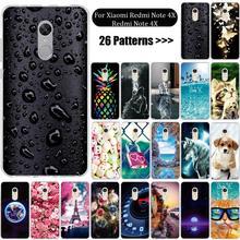 Case For Xiaomi Redmi note 4 Case Cover
