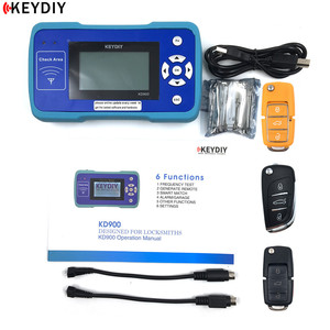 Image 5 - KEYDIY Newest KD900/KD X2 Remote Maker the Best Tool for Remote Control World Update Online Auto Key Programmer