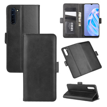 Case For OPPO Reno 3A Japan Leather Wallet Flip Cover Vintage Magnet Phone Case For OPPO