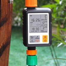 Water-Timer Programmable Garden Automatic for Lawn 3-Large-Screen Digital IP65