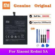100% Оригинальный телефонный аккумулятор Xiao Mi BN34 3000 мАч для Xiaomi Mi Redmi 5A Redrice 5A высококачественные сменные батареи с инструментами