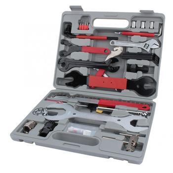 44Pcs/set Bicycle Repair Multi Hand tool Tools Kit Set for Mountain Bike Cycle Puncture Tyre Pump Domestic Delivery