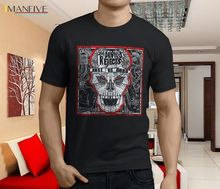 THE DEVIL039S REJECT Captain Spaulding Rob Zombie Mens Black T-Shirt Size Fashion Men And Woman T Shirt Free Shipping