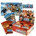 Новый цельный карточный игра анимация периферийный персонаж коллекционная карточка Чоппер Фрэнки Луффи UR SSR бумажная детская карточка игр...
