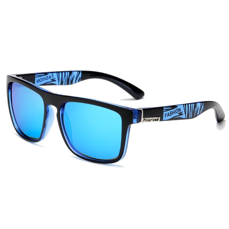 Gafas De sol polarizadas 2019 Gafas De sol para hombres Gafas De sol Retro baratas De marca De lujo Gafas De sol