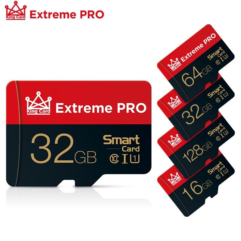 Carte mémoire Micro SD de classe 10, 4 go 8 go 16 go 32 go 64 go 128 go, carte TF, meilleur prix, livraison gratuite