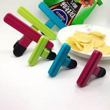 Sealing-Bag Sealer Food-Snack-Storage-Clamp Kitchen-Device Food-Bag Home-Food Outdoor
