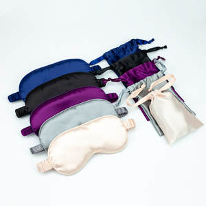 Eyepatch Light Blindfolds Eyeshade Sleeping-Eye-Mask-Cover Sleep-Shield Health Double-Side