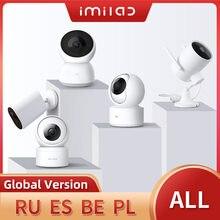 Imilab câmera de segurança ao ar livre sem fio wi-fi câmera completa 1080p hd câmera ip mihome câmera de vigilância cctv visão noturna câmera