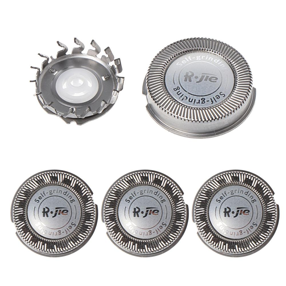 1 Set 3x Replacement Shaver <font><b>Head</b></font> Blade Cutters For <font><b>Philips</b></font> Norelco HQ4 HQ58 HQ80 <font><b>HQ56</b></font> New Hot image