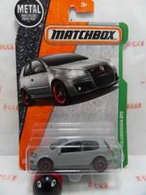 Matchbox Cars 1:64 Car VOLK WAGEN GOLF GTI Metal Diecast Alloy Model Car Toy Vehicles mb684