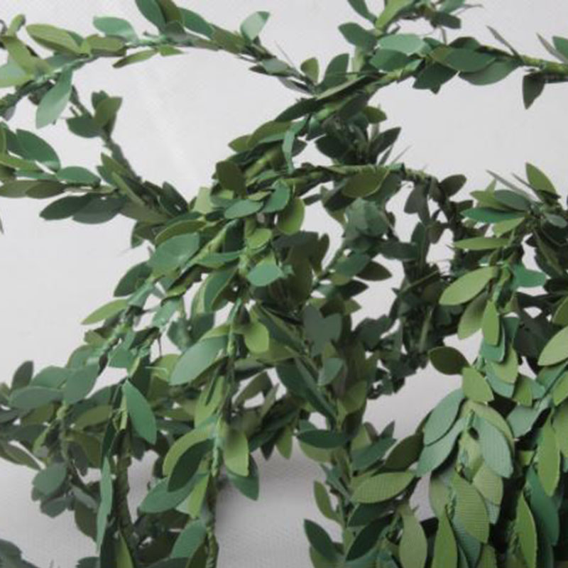 Ivy Reptile Vine Fake Hanging/Vine Plants Decor 2M Vivarium Realistic Jungle