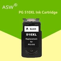 Cartucho de Tinta para Canon PG510 1 X BlackPG510XL CL511XL CL511 MP240 MP250 MP260 MP280 MP480 MP490 IP2700MP499 pg510xl cl511xl|Cartuchos de tinta| |  -