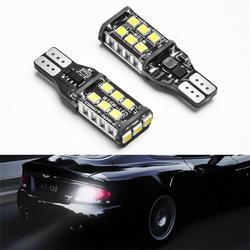 Car Led Bulb SMD 2835 T15 W16W LED Car Reverse Backup Turn Signal Light Bulb Auto interior Lamp Car Accessories