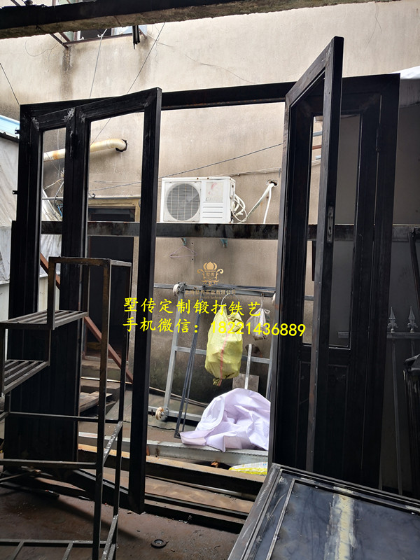 Shanghai Hench Brand China Factory 100% Custom Made Sale Australia Raw Iron Doors