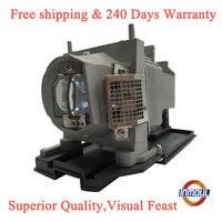 Inmoul A + qualität und 95% Helligkeit projektor lampe NP24LP für PE401H