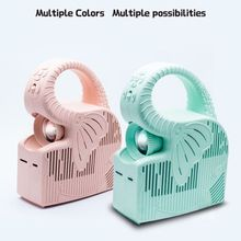 Rechargeable Kids Mini Projector Elephant Projector Early Childhood Educational Toy Machine Home Media Player Child Handheld