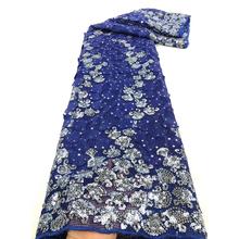 Sinya luksusowa wysokiej jakości tkanina z francuską koronką z kamieniami piękna ręcznie haftowana koronka z siateczką do szycia sukienki dla kobiet tanie tanio NoEnName_Null CN (pochodzenie) Haftowane 100 poliester TM 15682-3 Mesh Koronki 100-120cm Ekologiczne African lace fabric 2019 high quality lace