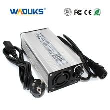 Ładowarka akumulatorów litowych 50.4V 7A do skutera litowo jonowego 12S 44.4V e bike Ebike z CE ROHS