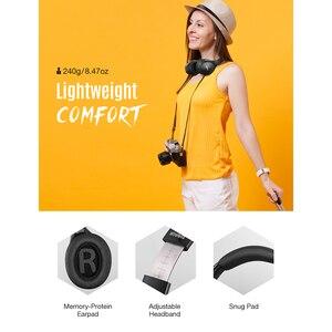 Image 5 - Mpow H19 IPO אלחוטי אוזניות ANC רעש ביטול אוזניות HiFi סטריאו Bluetooth 5.0 אוזניות עם 30H למשחק עבור Iphone 11