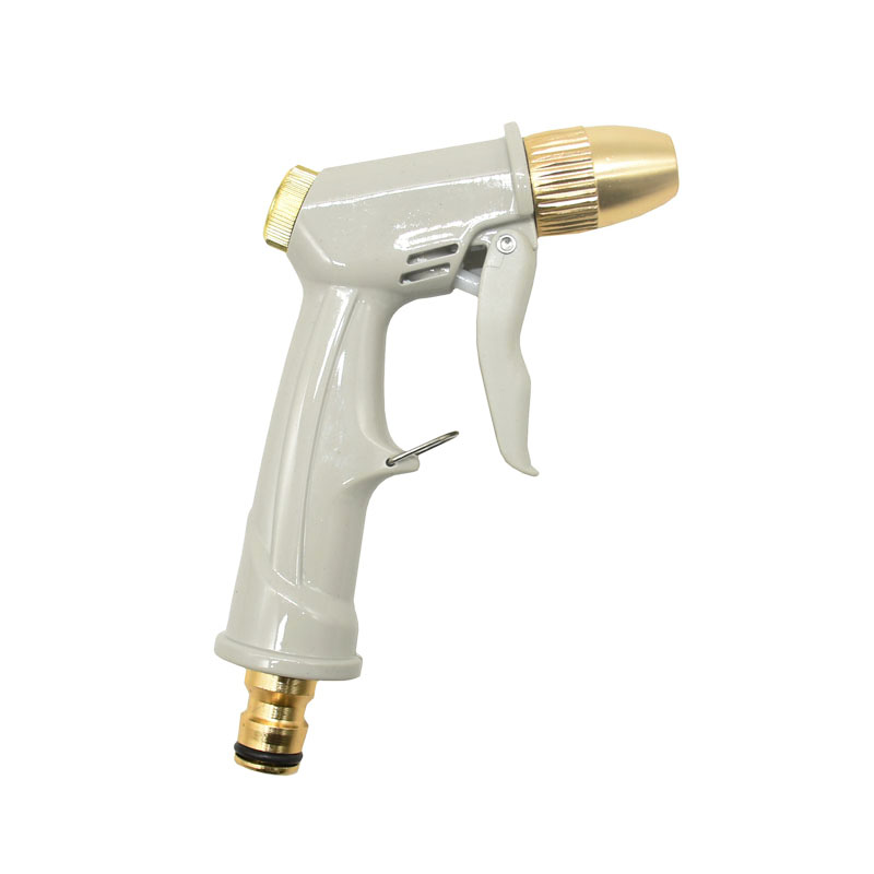 Garden Water Gun Hose Nozzle Mutifunctional Household Car Washing Yard Water Sprayer Pipe Tube Nozzle Sprinkle Tools