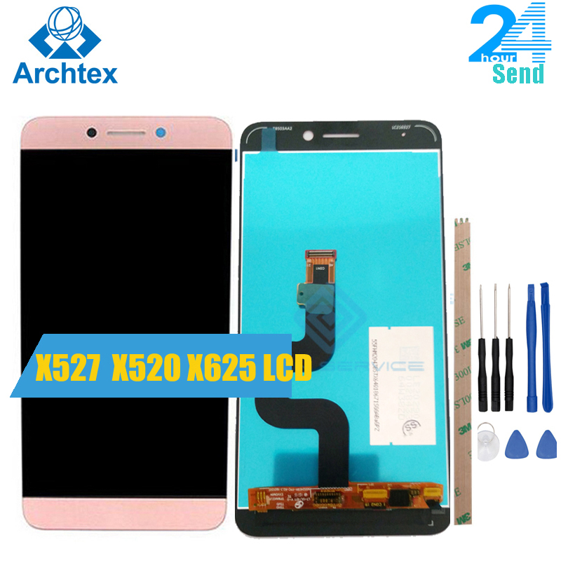 5.5 inch For Original For <font><b>Letv</b></font> LeEco Le 2 Le2 Pro <font><b>X620</b></font> X520 X526 X527 <font><b>LCD</b></font> Display+Touch Screen Digitizer Assembly Replacement image