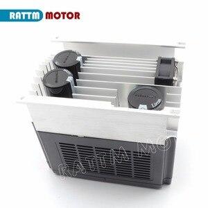 Image 5 - Инверторы и преобразователи 3 кВт, Частотный привод 3 кВт, инвертор 4 л. С. 220 В для контроля скорости двигателя шпинделя с ЧПУ, 2019