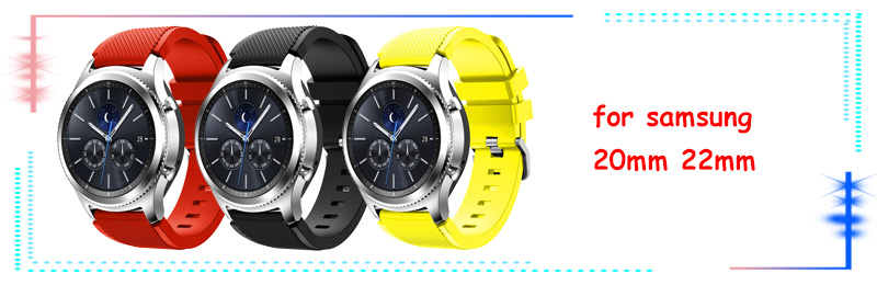 Case For samsung Galaxy Watch 46mm 42mm Gear S3 frontier strap TPU plated All-Around bumper shell frame Accessories