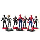 New 7pcs/set Spiderm...
