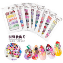 Vernizes híbridos do verniz do verniz do prego do amor do fruto de kawaii tudo para a arte dos pregos do manicure semi permanente uv conduziu a base do design do prego do polonês do gel(China)