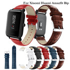 Leather Watchband St...