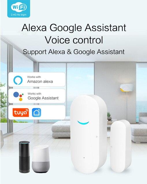 wifi tuya door sensor - 6
