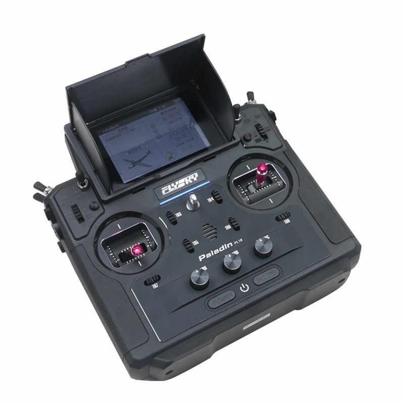 Flysky FS PL18 Paladin w/FS-FTr10 приемник HVGA 3,5 дюймов TFT сенсорный экран 2,4G 18CH радиопередатчик для RC FPV беспилотный самолёт