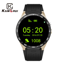 Kaimorui KW88 Bluetooth Smart Watch Android 5.1 OS 1.39 Amoled Screen 3G wifi Wireless Smartwatch Phone with Fitness Tracker