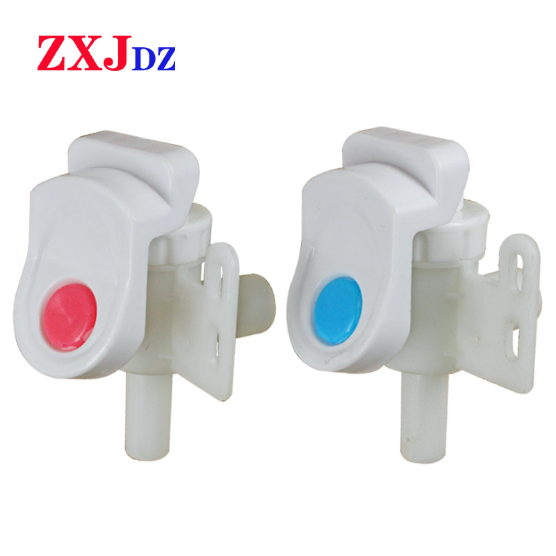 1 Pair  Water Dispenser Faucet  Switch Faucet Hot And Cold Water Type Water Dispenser Accessories