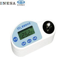 Cutting Fluid Test of WZB 45 Portable Digital Refractometer (Sugar Meter) 4 8 days arrival mingrui lq90a cutting fluid concentration meter