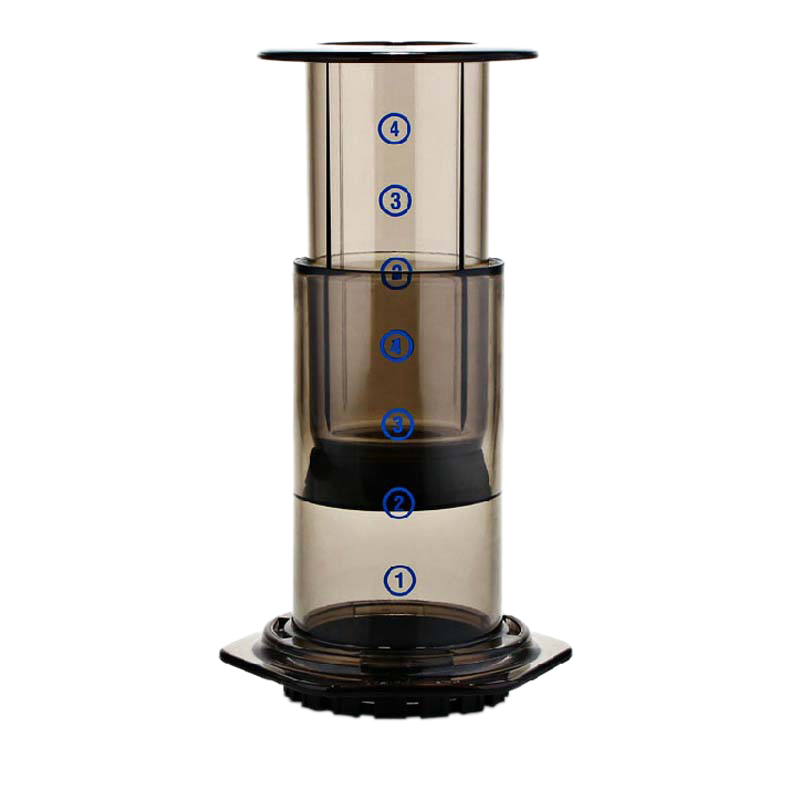 Press Coffee Portable Coffee Maker Air Press Espresso Machine With 350Pcs Filter Papers|Manual Coffee Grinders| |  - title=