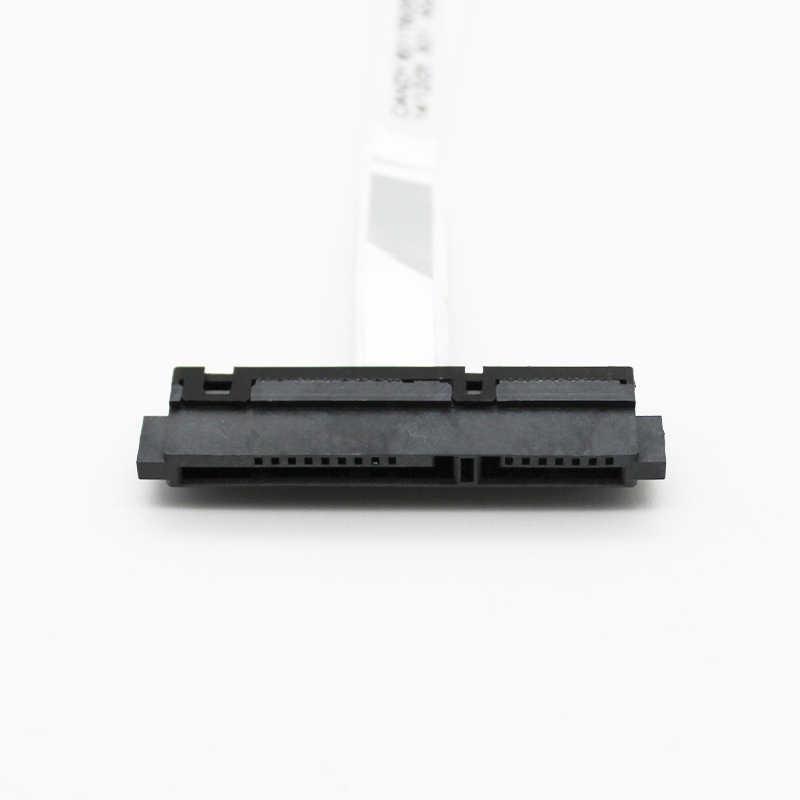 Kabel elastyczny złącza HDD dla HP 14-AF 14-A 14-AC 240 246 G4 TPN-L119 laptopa SATA dysk twardy SSD przewód przejściowy 6017B0588901