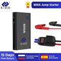 E ACE Jump Starter Power Bank car jump starter Starting Device Battery booster batterie voiture Emergency Booste 800A 12V|Jump Starter| |  -