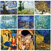 GATYZTORY Frameless Landscape Picture DIY Painting By Numbers Modern Wall Art Canvas Acrylic Paint For Home Decor 40x50cm Arts