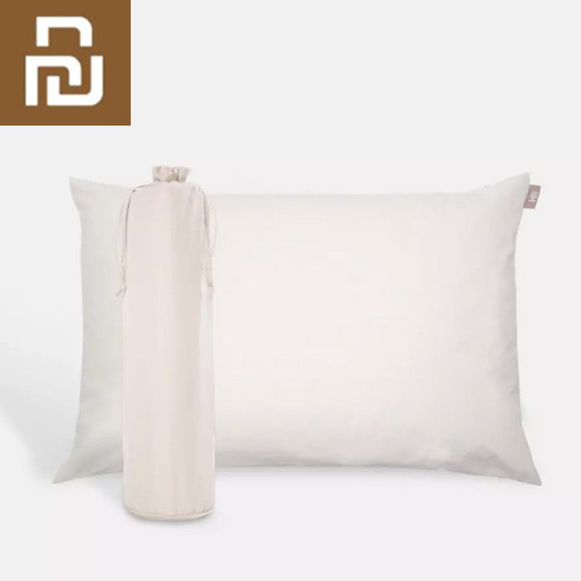 100% Youpin Pillow 8H Z1 Natural Latex with Pillowcase Best Environmentally Safe Material Pillow Z1 Healthcare Good Sleeping