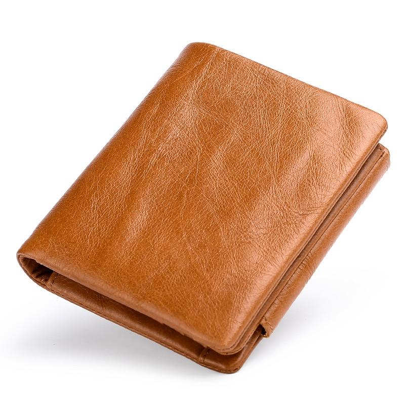 Casual Vintage Men's Wallet