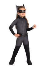 2019 New Costume Girls CatWoman Deluxe 4pcs/1set suitable 3-10 years Dark Knight TrilogyCostume