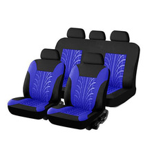 Cushion Chair-Cover Seats-Protector Model Forn-Back Universal Car Truck 4-Color Fur Tesla