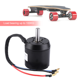 Durable Electric Scooter Hub Strong Power Waterproof Dustproof Brushless Motor 170KV 3000W For Electic Scooters Accessories
