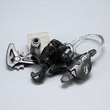 Ltwoo bicicleta mtb 1x10 sistema 10 velocidade shifter traseiro desviador groupset para peças m610 m670 x5 x7 mountain bike peças do cárter