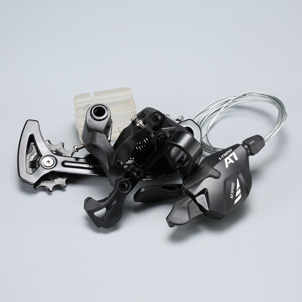LTWOO Bicycle MTB <font><b>1X10</b></font> System 10 Speed Shifter Rear Derailleur <font><b>Groupset</b></font> for parts m610 m670 x5 x7 mountain bike crankset parts image