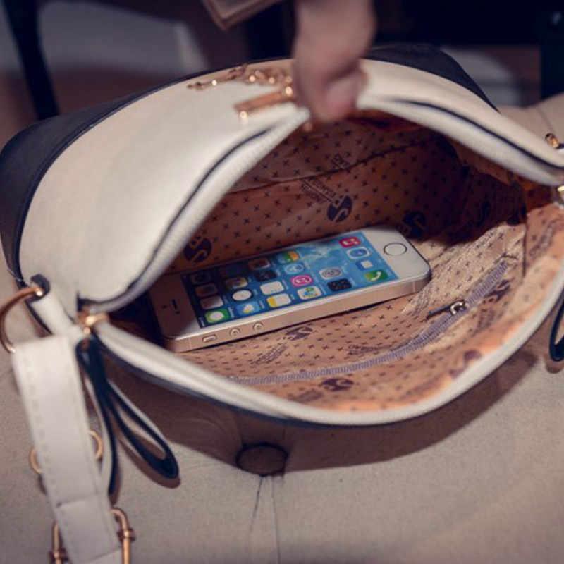 Taschen für Frauen 2020 Neue Stil Damen Schulter Tasche PU Zipper Messenger Tasche Weiches Gesicht Shell Tasche Mode Tier Muster handtasche