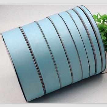 цена на 0.6cm-5cm light blue high density rib ribbon manufacturer direct selling
