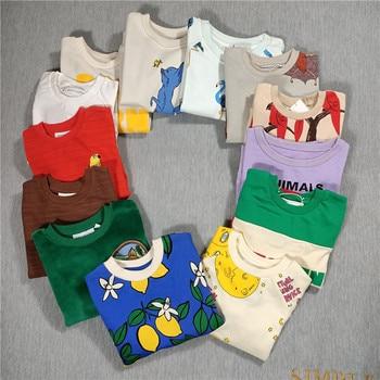 BOBOZONE  CARTOON Sweatshirt for kids boys girls autumn winter 1